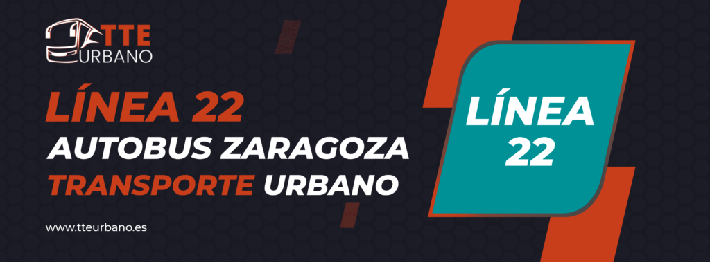 linea 22 autobuses urbanos zaragoza