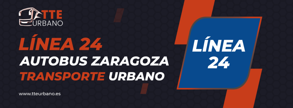 linea 24 autobuses urbanos zaragoza